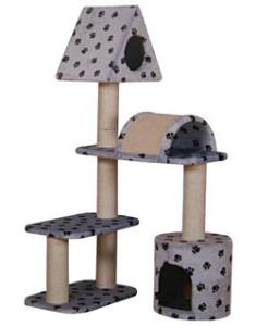 многоярусный комплекс для кошек