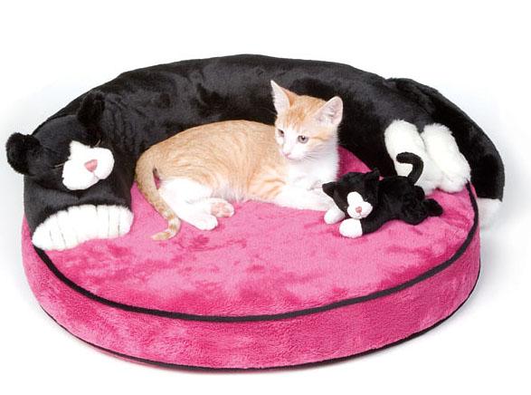 Своими руками кроватку для кошки